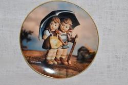 Hummel fali tányér 03  ( DBZ 0060 )