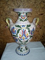 Bozsik Kálmán kunszentmártoni kerámia váza