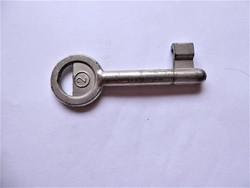 Régi  KULCS, Nagyméretű Kulcs, Szerelem Kulcs, 2 M Jelzéssel, 53