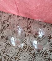 Üveg váza átlátszó
