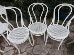 8 db Thonet szék