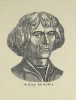 0T508 Nikolausz Kopernikusz csillagász portré