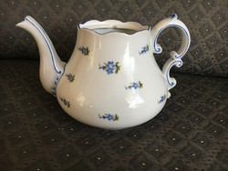 Óherendi nagy teáskanna - nagyon szép darab!