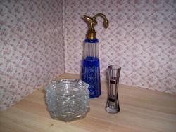 Régi üveg tárgyak (268.)