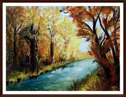 Czinóber - Az ősz ékszerei ( keret nélkül )