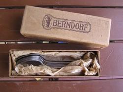 Berndorf 6 sz. teáskanál készlet