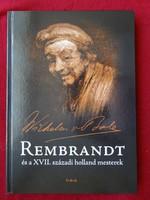 WILHELM VON BODE : REMBRANDT ÉS A XVII.SZÁZADI HOLLAND MESTEREK