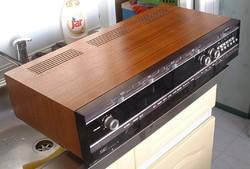 ELAC 3401 T Quadro vintage receiver rádió-erősítő 63 cm széles - személyes átvétel!