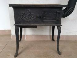 Régi öntöttvas tűzhely / kályha eladó