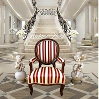 Antik bútor, Neo Barokk fotel, karszék.
