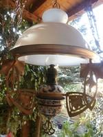 SZECESSZIÓ petróleum lámpa