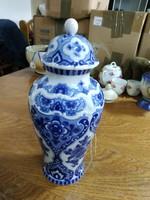 Kobaltfestéses wallendorfi váza