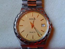 DOXA 5644 5307 S Az óra funkcionális