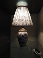 Zsolnay éjjeli lámpa