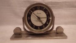 Danuvia Art Deco asztali óra A Néházipari Központ Dolgozókért