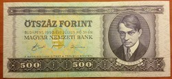 500 Forint 1990 - aUNC