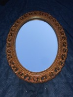 Florentin stílusú tükör.