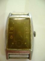 II. vhs. NÁCI  birodalmi óra jelzett gyűjteménybe  való billegő ép ritkaság javitható