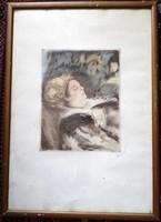 Csók István: Báthory Erzsébet