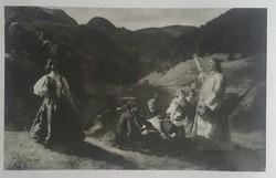 Magyar festők fotógravírozássával készült nyomatok 6 db/ár az utolsó képen a papír széle szennyezett