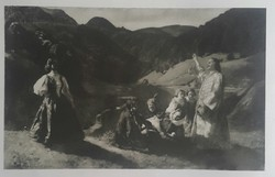 Magyar festők fotógravírozássával készült nyomatok 6 db, az utolsó képen a papír széle szennyezett