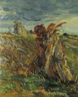 Paál Albert : Kukoricaszár kút