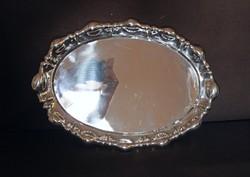 Ezüst tál, 846 gramm