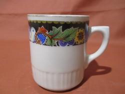 Ritka, gyönyörű Zsolnay bögre, csésze