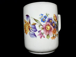 Zsolnay ritkább nőszirmos csésze 36.
