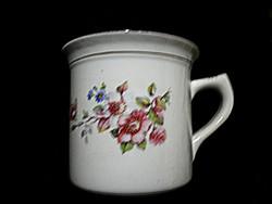 Vintage Hollóházi barackvirágos csésze 56.