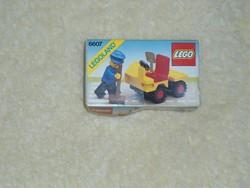 Lego 6607 MISB vintage szerviz autó 1982 bontatlan