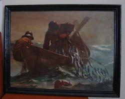 Winslow Homer:Heringháló