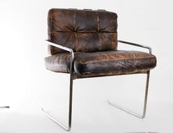 Német acélvázas székek