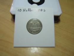 10 heller 1894