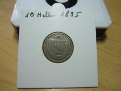 10 heller 1907