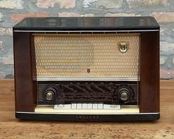 Régi rádió Philips
