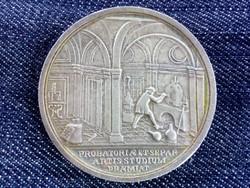 Clean Steel Conference - Hungarokorr 85 ezüstözött díjérem