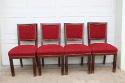 Régi rugós székek