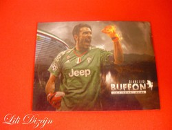 Gigi Buffon Juventus hűtőmágnes