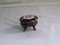 Altwien hibátlan porcelán kicsi ékszer tartó.