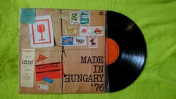 Various Artists - Made in Hungary '76