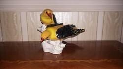 Herendi antik nagy madárpár