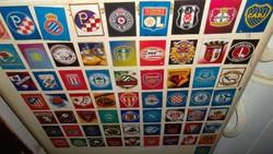 128db-oshűtőmágnes gyűjtemény-foci klubcímer - 9 000 Ft