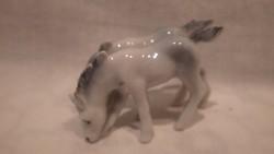Ló pár porcelán figura