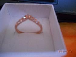 Gold Filled Gyűrű Nagyméretű!
