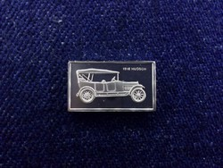 Hudson 1916 autós ezüst lapka
