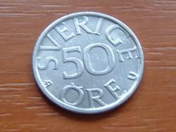 SVÉD 50 ÖRE 1978