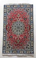 Iráni Nain kézi csomózású szőnyeg