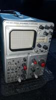 Ritka Régi retro TEKTRONIX 564 oscilloscope 564 b készülék