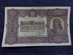 Magyar 100 korona 1923 UNC
